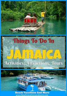 11 Things To Do In Jamaica And No 4 Is A Must Rivers