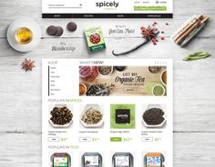 "Check out new work on my @Behance portfolio: ""Spicely Organics in San Francisco"" http://on.be.net/1hcVAj5"
