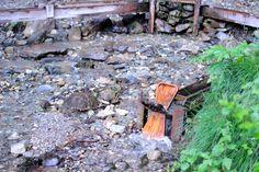Wassermühle in Miniatur