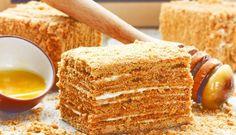 Poraina un uz mēles kūstoša medus kūka: gatavošanas knifi izcilam rezultātam