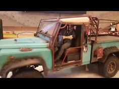 BRUDER BWORLD MAN and Mercedes RC 6x6 Offroad