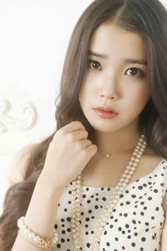 Korean star IU