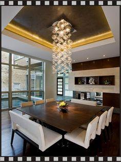 Modern Dining Room Chandeliers