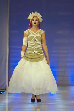 2013 S/S Couture Fashion Shows #Kristin Costa #6pm #Model #NewYorker Hotel