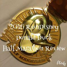 Casual Runner's Review of RunDisney's 2016 Donald Duck Half Marathon during Marathon Weekend  #rundisney #run #disney #wdw #epcot #magickingdom #marathonweekend #donaldduck #13point1 #halfmarathon #half #waltdisneyworld