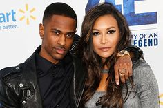 Big Sean and Naya Rivera Step Out as a Couple (Photos)- http://getmybuzzup.com/wp-content/uploads/2013/04/big-sean-dating-glee-actress-naya-rivera.jpg- http://getmybuzzup.com/big-sean-naya-rivera-new-couple/-  Big Sean and Naya Rivera Hit the Red Carpet as a Couple After a few weeks of speculation, Glee star Naya Rivera and rapper Big Sean stepped out as a couple on Tuesday night (April 9). The pair walked hand in hand and happily posed for photos at the