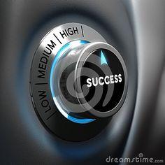 Business Success Concept - Motivation by Olivier Le Moal, via Dreamstime