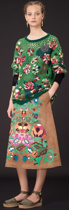 Valentino Resort 2015 omfg this is *crazy* good