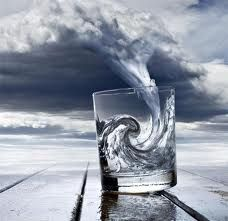 Surfers glass