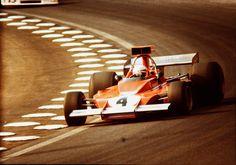 1973 GP Austrii (Österreichring) Ferrari 312B3 (Arturo Merzario)