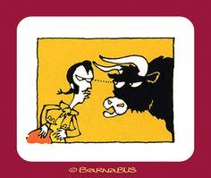 © Barnabus - New #corrida - kadr ▪ frame of the #comic strip.