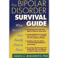 The Bipolar Disorder Survival Guide - 10 Helpful Books About Bipolar Disorder - Health Mobile