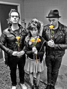 Drew, Lindsey & Gavi