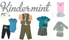 Score a giftcard to online kids consignment w/ Kindermint!