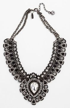 Tasha Bib Necklace available at #Nordstrom