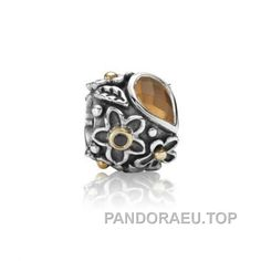 1423db110 Buy Pandora Black Onyx Stone And Orange Moonstone Dew Drops Charm Silver Top  from Reliable Pandora Black Onyx Stone And Orange Moonstone Dew Drops Charm  ...