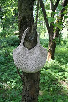#Knitted #Bag #Pattern from Ravelry