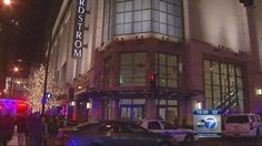 NORDSTROM SHOOTING IN CHICAGO LEAVES 1 DEAD, 1 INJURED -  A man fatally shot himself in the Nordstrom store in downtown Chicago after shooting a woman in a domestic-related incident Friday evening.