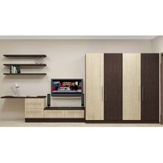 Buy furniture online in the modern furniture store. If you are looking for online furniture stores near me Bedroom Tv Unit Design, Wardrobe Design Bedroom, Tv In Bedroom, Modern Bedroom Design, Contemporary Bedroom, Bed Design, Bed Rooms, Kids Bedroom, Luxury Furniture Stores