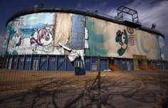What abandoned Olympic venues look like today [Photos] - Business Insider Deutschland