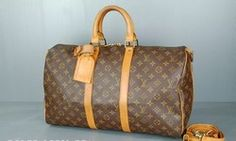 Louis Vuitton 'Keepall Bandouliere 45'. $999.50