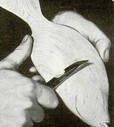 A Beginner's Guide to Whittling. Oh yeah I could get into this on a hot afternoon in the shade....
