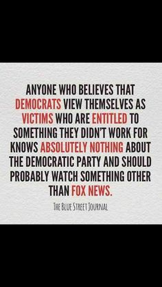 """You can tell this to a radical republican, and they just say, """"That isn't what Hannity said."""""""