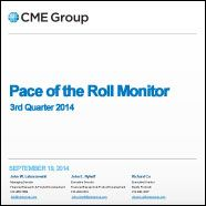 Pace of the Roll Monitor 3rd quarter 2014