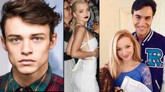 Boys Dove Cameron Has Dated with Ryan Mccartan and Thomas Doherty - Star...