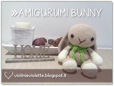 crochet bunny ♥