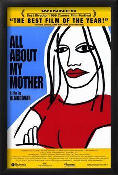Tudo sobre Minha Mãe, em inglês Impressão de alta qualidade na AllPosters.com.br