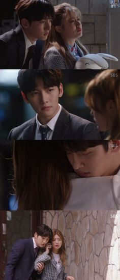 [Spoiler] Added episodes 7 and 8 captures for the #kdrama 'Suspicious Partner'