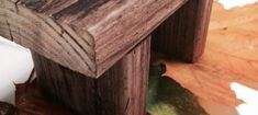 DIY: Drivved krakk Wood Scraps, Crafts, Manualidades, Handmade Crafts, Craft, Arts And Crafts, Artesanato, Handicraft