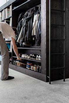 Living Cube Studio Apartment Storage Furniture 2