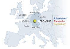 Smart City Russelsheim,Raunheim, Keisterbach