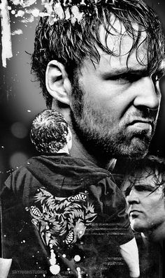 Dean Ambrose Awesome picture.