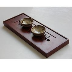 Brand new, Bamboo Gongfu Tea Tray Chinese Serving Table, $40.99 http://www.ebay.com/itm/251645557579?ssPageName=STRK:MESELX:IT&_trksid=p3984.m1586.l2649