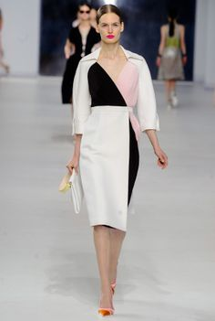 CHRISTIAN DIOR – Cruise 2014 Collection -  Dress - Haute Couture - Vestido
