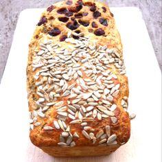 Eiweissbrot - low carb bread