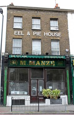 M. Manze: Eel & Pie House