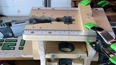 How-to: Mini Tablesaw From A Rotary Tool