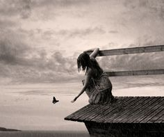 Letting go..with a heart full of faith that ull stay in my life..    Serenity by George Christakis, via 500px