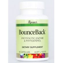 BounceBack Proteolytic & Phytosterol Supplement by Mannatech