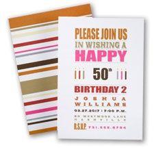 party invitations adult birthday