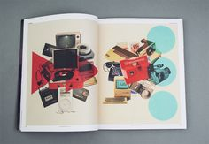 Technoshow Magazine by Yomesubo , via Behance