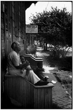 Henri Cartier-Bresson, Nouvelle Orléans, Louisiane, USA, 1947. © Henri Cartier-Bresson/Magnum Photos.