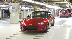 The Stunning New 2015 Mazda MX-5