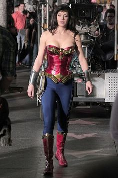 The pilot was not picked up for series by the CW network, a result of The WB and UPN network merger, which occurred while the pilot was being filmed. Batgirl, Supergirl, Adrienne Palicki, Wonder Woman Outfit, Best Testosterone Boosters, Linda Carter, Dc Cosplay, Glamour Magazine, Super Hero Costumes