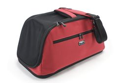 Sleepypod Air In-Cabin Pet Carrier- Strawberry Red. Sleepypod Air is an airline approved pet carrier that redefines in-cabin pet travel. Air adapts to the various under-seat storage requirements set by different airlines while providing maximum comfort for your jet set pet.  £195 - Free standard UK delivery.