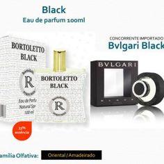 Black EAU de Parfum 100ml